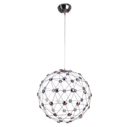 Люстра светодиодная Divinare Cristallino 1610/02 SP-60, LED, 28 Вт люстра divinare led 1123 04 sp 65