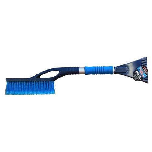 Щетка-скребок AUTOLUXE AL-102 синий