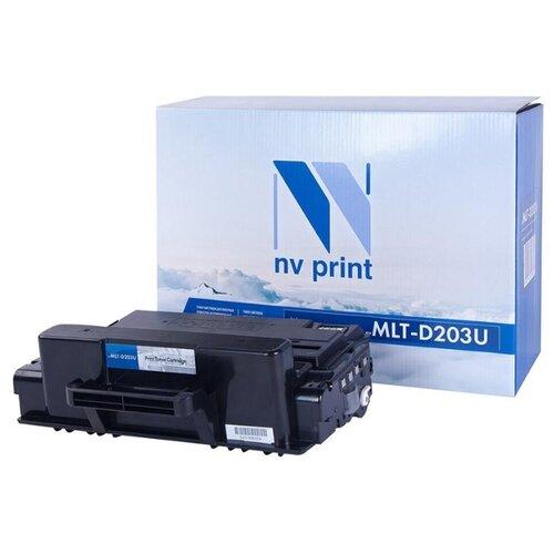 Фото - Картридж совм. NV-Print MLT-D203U черный для Samsung SL-M4020/4070/M4072 (15000стр), цена за штуку, 228892 картридж bion bcr mlt d203u black для samsung sl m3820 4020 m3870 4070