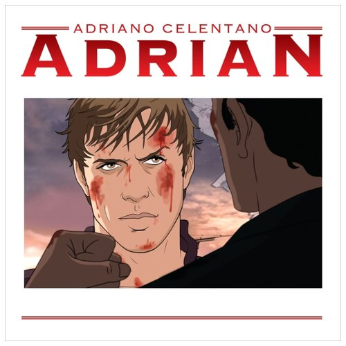 Adriano Celentano. Adrian. Limited Edition (3 LP) nazareth move me limited edition 2 lp