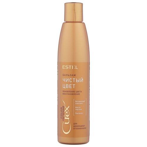ESTEL Curex Color Intense Чистый цвет для волос коричневых оттенков, 250 мл estel креатив гель для укладки волос dublerin 100 мл