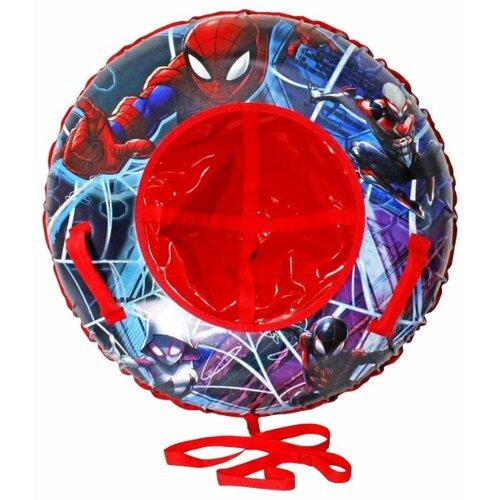 Тюбинг 1 TOY Марвел Т10465 красный/синий