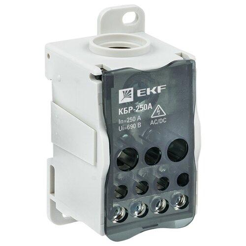 Клеммный распределитель в сборе (кросс-модуль) EKF КБР-250А