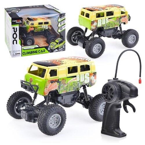 Купить Монстр-трак Oubaoloon YJ-034-1 1:16 19.5 см многоцветный, Радиоуправляемые игрушки