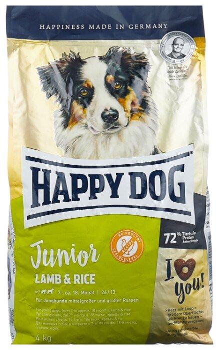 Корм для собак Happy Dog Supreme Young