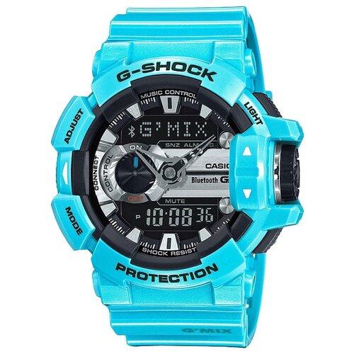 Наручные часы CASIO G-Shock GBA-400-2C casio g shock gba 400 7c с хронографом белый