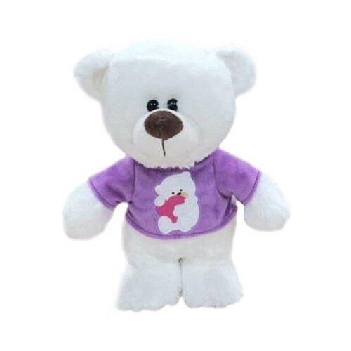 Медведь в футболке, 30 см