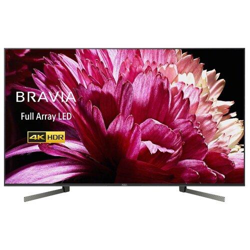 Телевизор Sony KD-65XG9505 64.5 (2019) черный жк телевизор sony kd 65zd9