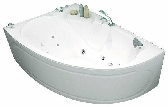 Ванна Triton ИЗАБЕЛЬ 170х100 акрил угловая