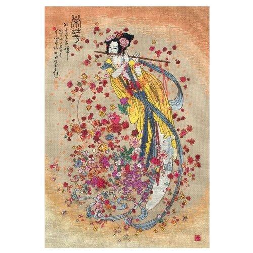 Купить Maia Набор для вышивания Богиня процветания 40 х 27 см (01205-5678000), Наборы для вышивания