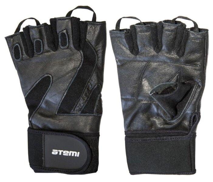 Перчатки ATEMI AFG05