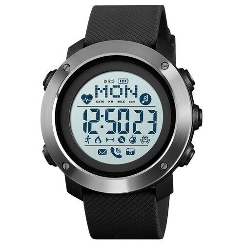 Умные часы SKMEI 1511 черный/серебристый браслет skmei b33