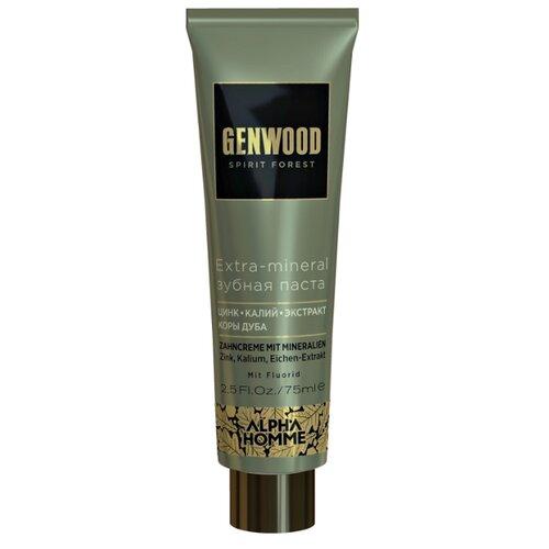 Купить Зубная паста Genwood Extra-mineral, 75 мл