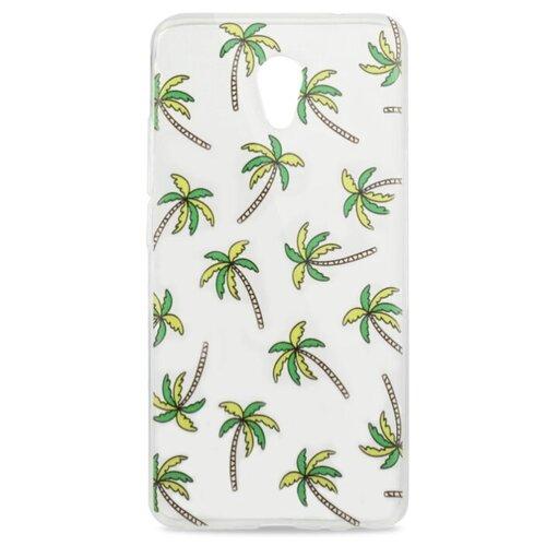 Чехол Pastila Spring picture для Meizu M5 Note пальмы  - купить со скидкой