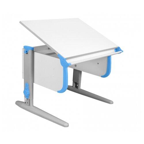 Купить Стол ДЭМИ СУТ-24 75x55 см белый/ниагара/серый, Парты и столы