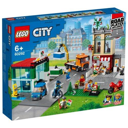 Купить Конструктор LEGO City 60292 Центр города, Конструкторы