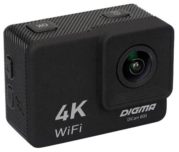 Экшн-камера DIGMA DiCam 800