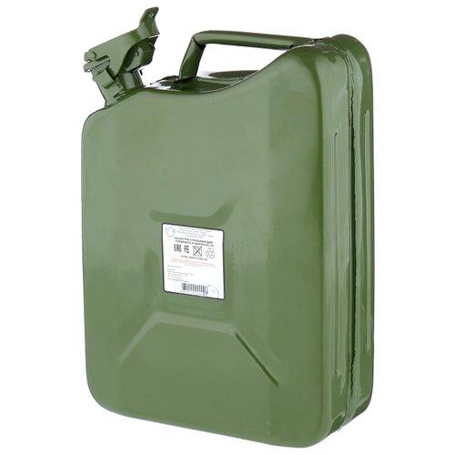 цена на Канистра Орша КПБ-ОР10, 10 л, зеленый