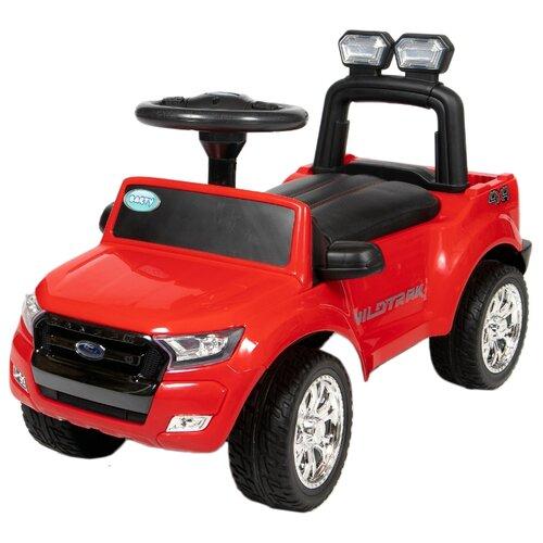 Каталка-толокар Barty Ford Ranger (DK-P01) красный