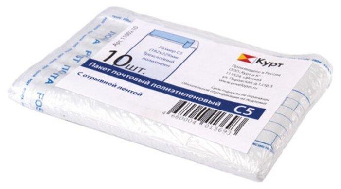Почтовый пакет Курт 11002 C5 (162 х 229 мм)