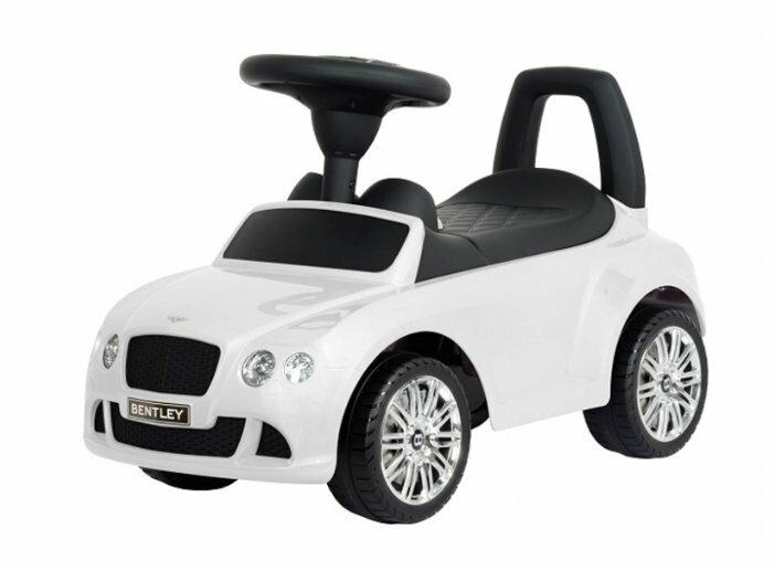Каталка-толокар Bambi Bentley Continental GT Speed Convertible (Z 326) со звуковыми эффектами