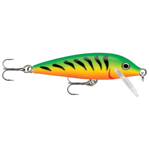 Воблер Rapala Countdown CD03-FT 4 г 30 мм воблер тонущий rapala countdown cd05 btr 0 9м 1 8м 5 см 5 гр