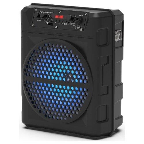 Портативная акустика Ritmix SP-810B черный портативная акустика ritmix sp 260b серый
