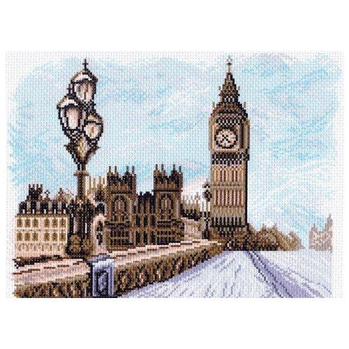 Купить Лондон Рисунок на канве 28/37 28х37 (23х32) Матренин Посад 1531, Матрёнин Посад, Канва
