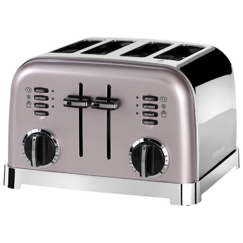 Тостер Cuisinart CPT-180, розовый