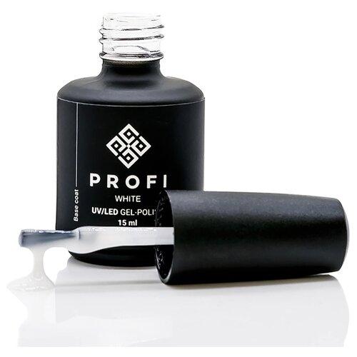 Купить PROFI базовое покрытие Камуфлирующая база 15 мл white
