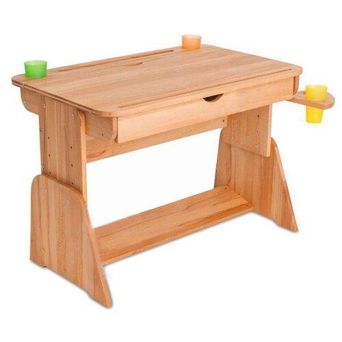 Парта Абсолют-мебель Школярик С-470-1 70x58 см бук