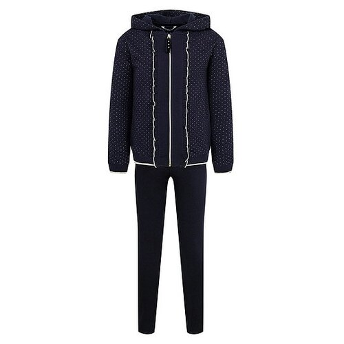 Спортивный костюм Mayoral размер 116, синий по цене 3 240