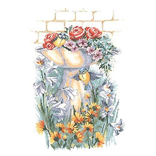 Купить Набор для вышивания Синицы в цветах, Permin, Наборы для вышивания