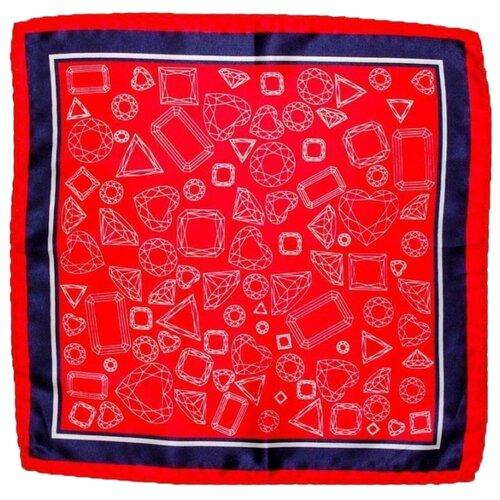 Нагрудный платок OTOKODESIGN 526 красный/синий/белый paura платок