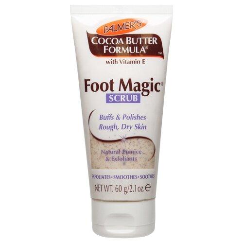 Palmer's Cocoa Butter Formula Скраб для ног Magic, 60 г недорого