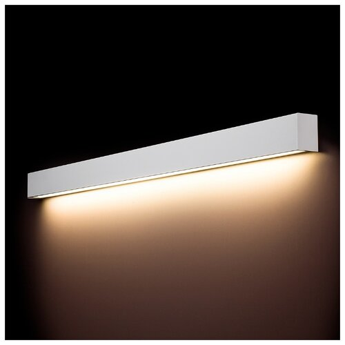 Настенный светильник Nowodvorski Straight Wall 9612, 22 Вт светильник nowodvorski straight wall graph n9617