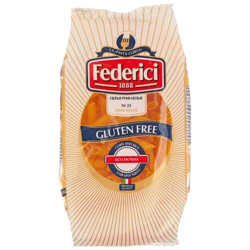 Фото - Federici Макароны Перья рифленые №23 gluten free, 400 г макфа макароны перья