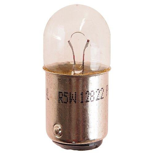 Фото - Лампа автомобильная накаливания Philips 12822CP R5W 12V 5W 1 шт. лампа накаливания philips h27w 1 12v 27w 1шт 12059c1