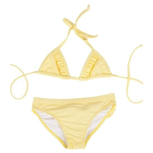 Купить Купальник Gulliver размер 98-104, желтый, Белье и купальники