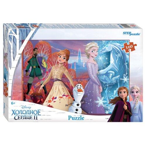 Купить Пазл Step puzzle Холодное сердце - 2 (94104), 160 дет., Пазлы