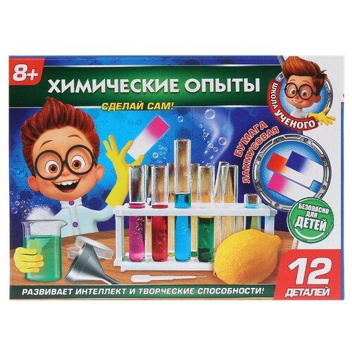 Купить Набор Играем вместе Химические опыты (TXH-134-R), Наборы для исследований