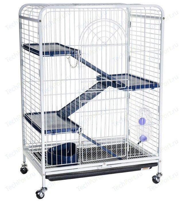 Клетка для грызунов Kredo D800 64х43.5х92.5 см