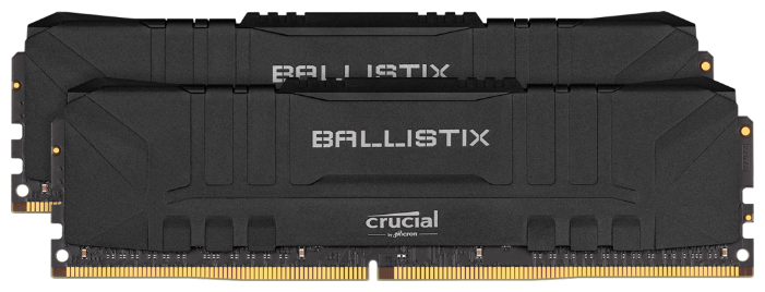 Оперативная память 8 GB 2 шт. Crucial Ballistix BL2K8G24C16U4B — цены на Яндекс.Маркете