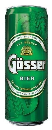 Пиво светлое Gesser 0.45 л