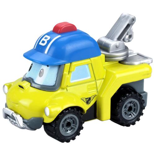 Купить Эвакуатор Silverlit Робокар Поли Баки (83306) 6 см желтый, Машинки и техника