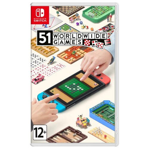 Игра для Nintendo Switch 51 Worldwide Games
