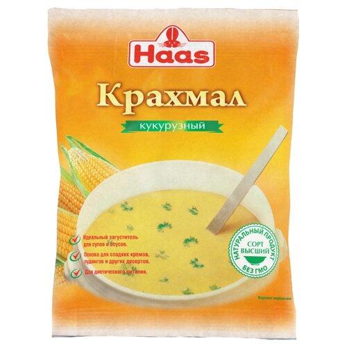 Фото - Haas Крахмал кукурузный 1000 г желатин пищевой haas 10 г