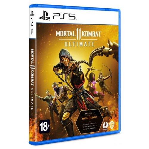 Купить Игра для PlayStation 5 Mortal Kombat 11 Ultimate, Warner Bros.