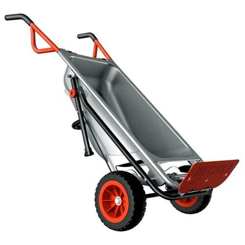 Тележка Worx WG050 Aerocart серый/оранжевый
