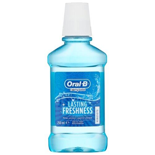 Oral-B ополаскиватель Lasting Freshness Arctic Mint, 250 мл